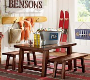 Benchwright Play Table & 2 Bench Set