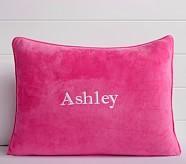Chamois Pillowcase, Bright Pink, Standard