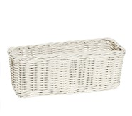 Sabrina Changing Table Basket, Simply White