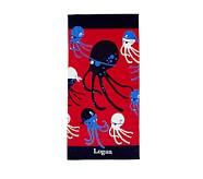 Octopus Mini Beach Towel
