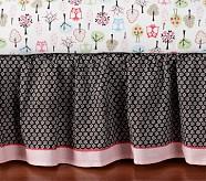 Woodlands Crib Skirt