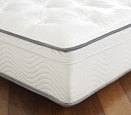 Plush Euro Top Mattress, Twin