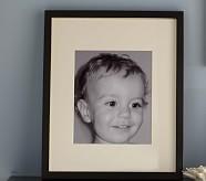 """14"""" x 17"""" Frame - Mat holds an 8"""" x 10"""" photo"""
