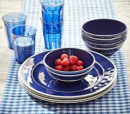 Cambria Plate, Navy