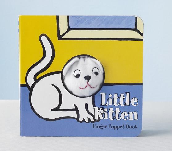Kitten Finger Puppet Book