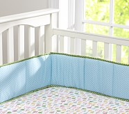 Brooke Crib Fitted Sheet