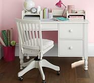 Carolina Chair Cushion, Ivory Fur