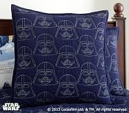 <em>Star Wars</em>&#8482; Darth Vader&#8482; Euro Quilted Sham