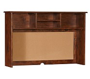 Universal Large Desk Hutch, Tuscan