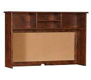 Universal Large Desk Hutch, Tuscan