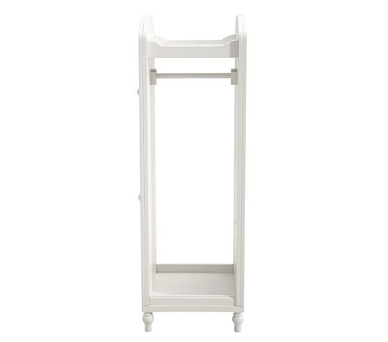 Madleline Dress Up Tower, Simply White