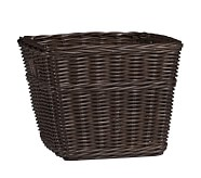 Sabrina Basket Collection, Large, Espresso