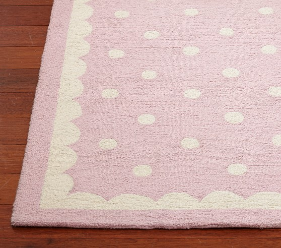 Leila Rug 3x5 ft Pink