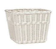 Sabrina Basket, Large, Simply White