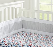 Cozy Car Crib Fitted Sheet