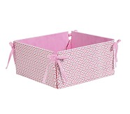 Reversible Medium Storage, Pink Geo