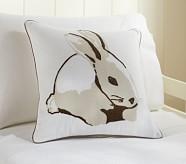 Bunny Decorative Sham