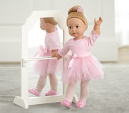 Doll Ballerina Barre