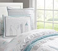 Starla Ice Castle Quilt, Twin