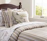 Oliver Duvet Cover, Twin