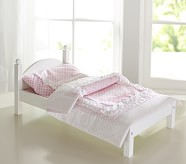 Doll Bed, Simply White