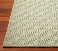 Somerville Rug 5' x 8' Green