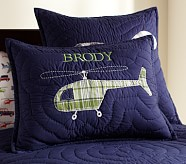 Brody Standard Quilted Sham
