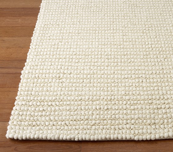 Comfy Wool Rug Swatch