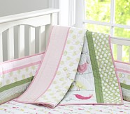 Penelope Nursery Toddler Quilt