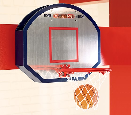 Digital Basketball Hoop