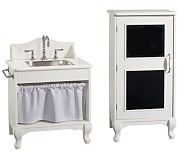 Farmhouse Fridge & Sink Set