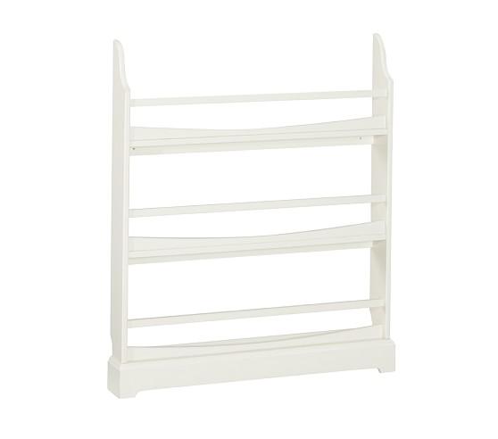 Madison 3-Shelf Bookrack, Simply White