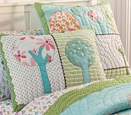 Brooke Quilted Euro Sham