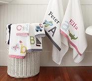 ABC Girl Towel Set of 3