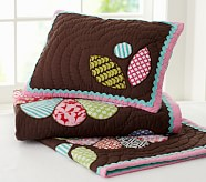 Simone Nursery Toddler Quilted Sham