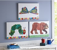 The Very Hungry Caterpillar™ Butterfly Wall Art