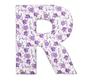 Fabric Letter - R