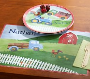 Farm Personalized Plate
