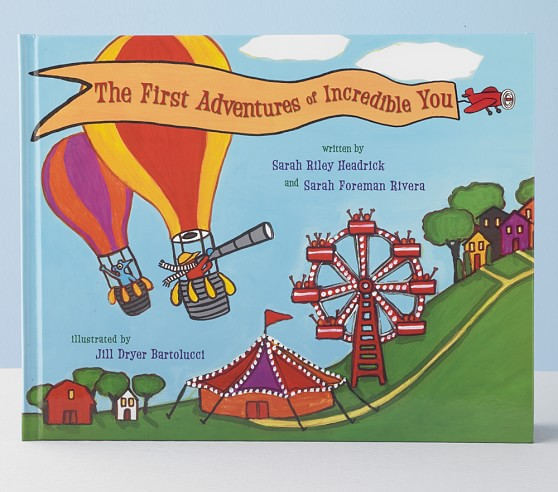 The First Adventures Of Incredible You