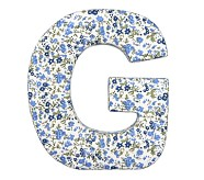 Fabric Letter - G