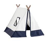 Navy A-frame Tent