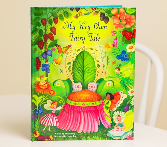 My Very Own Fairy Tale Personalized Book