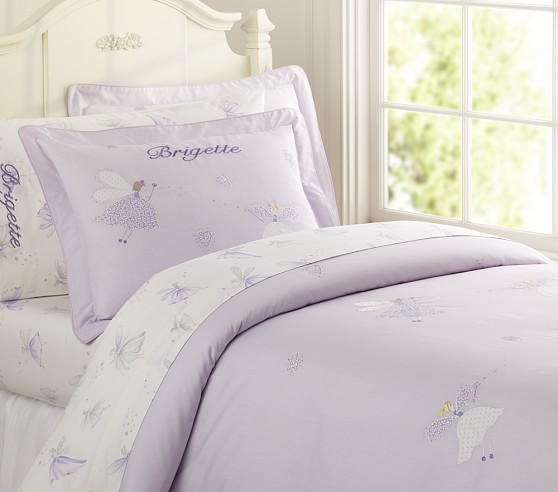 Brigette Embroidered Duvet Cover, Full/Queen