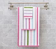 Multi Wash Cloth, Pink