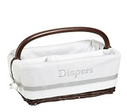 Harper Caddy Liner, Gray