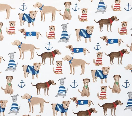 Salty Dog Sheet Set | Pottery Barn Kids