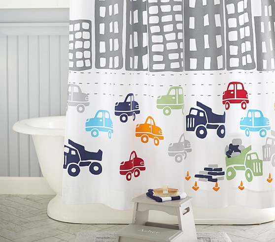 Boys Shower Curtain - Best Showers 2017