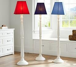 bedroom lighting floor lamps sale lights sale pottery barn kids. Black Bedroom Furniture Sets. Home Design Ideas