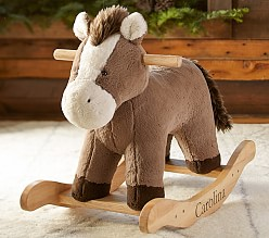Rocking Horses Amp Animal Rockers Pottery Barn Kids