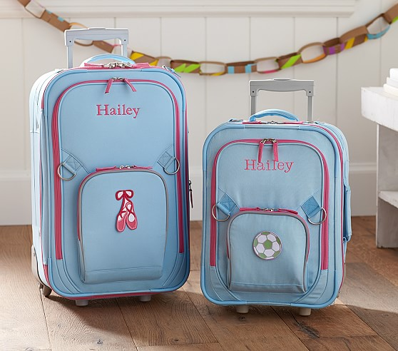 Monogrammed Kids Luggage | Luggage And Suitcases